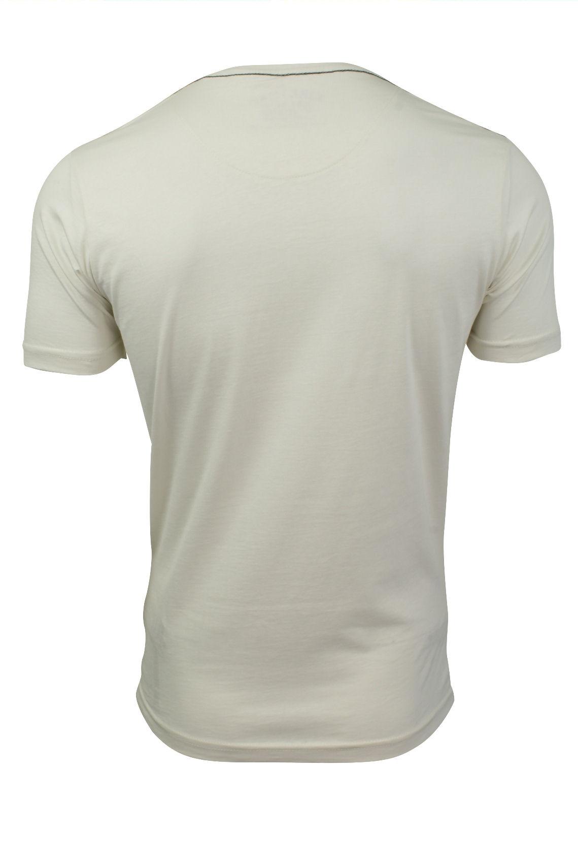 Firetrap-Hombre-Camiseta-de-manga-corta-039-Towson-039 miniatura 15