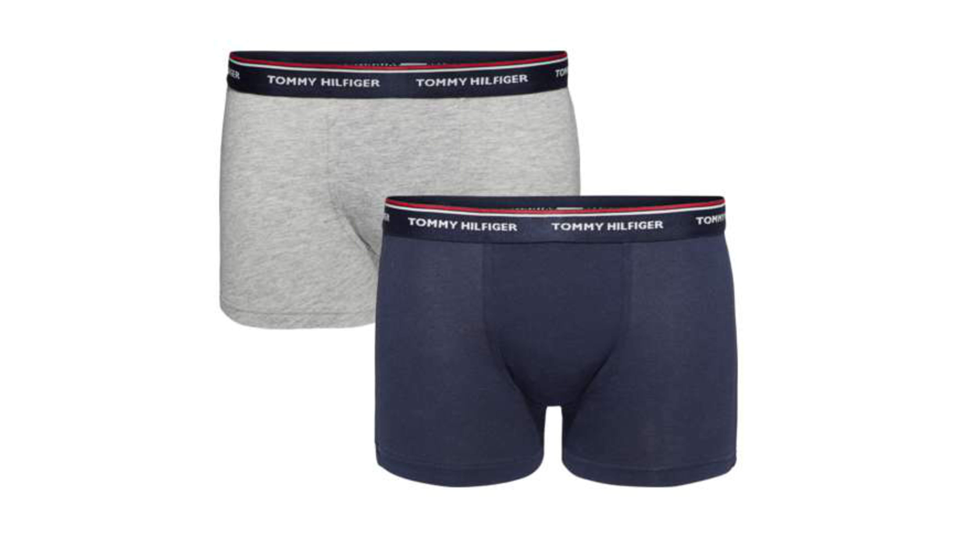 4c7c2165ee1e Boys Tommy Hilfiger Boxer Shorts/ Trunks 'Premium Essentials' (2 ...