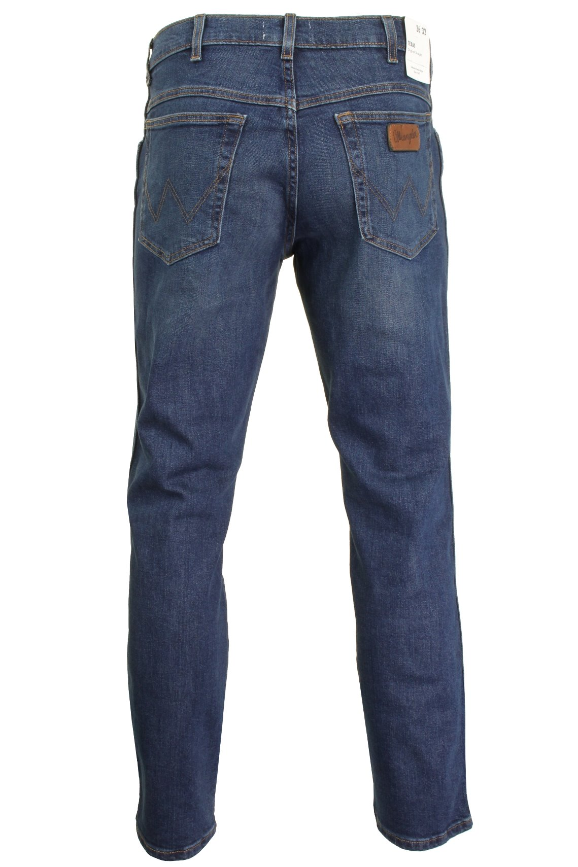 Mens-Wrangler-039-Texas-039-Jeans-Denim-Stretch-Original-Straight-Fit thumbnail 14