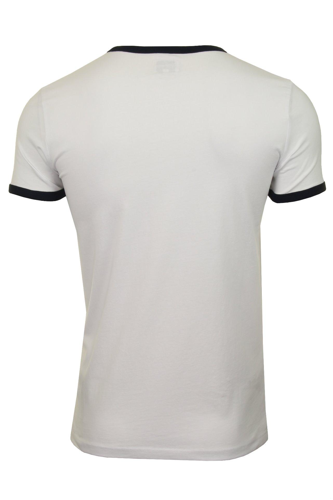 WRANGLER-034-Kabel-Tee-039-T-shirt-a-manches-courtes miniature 8