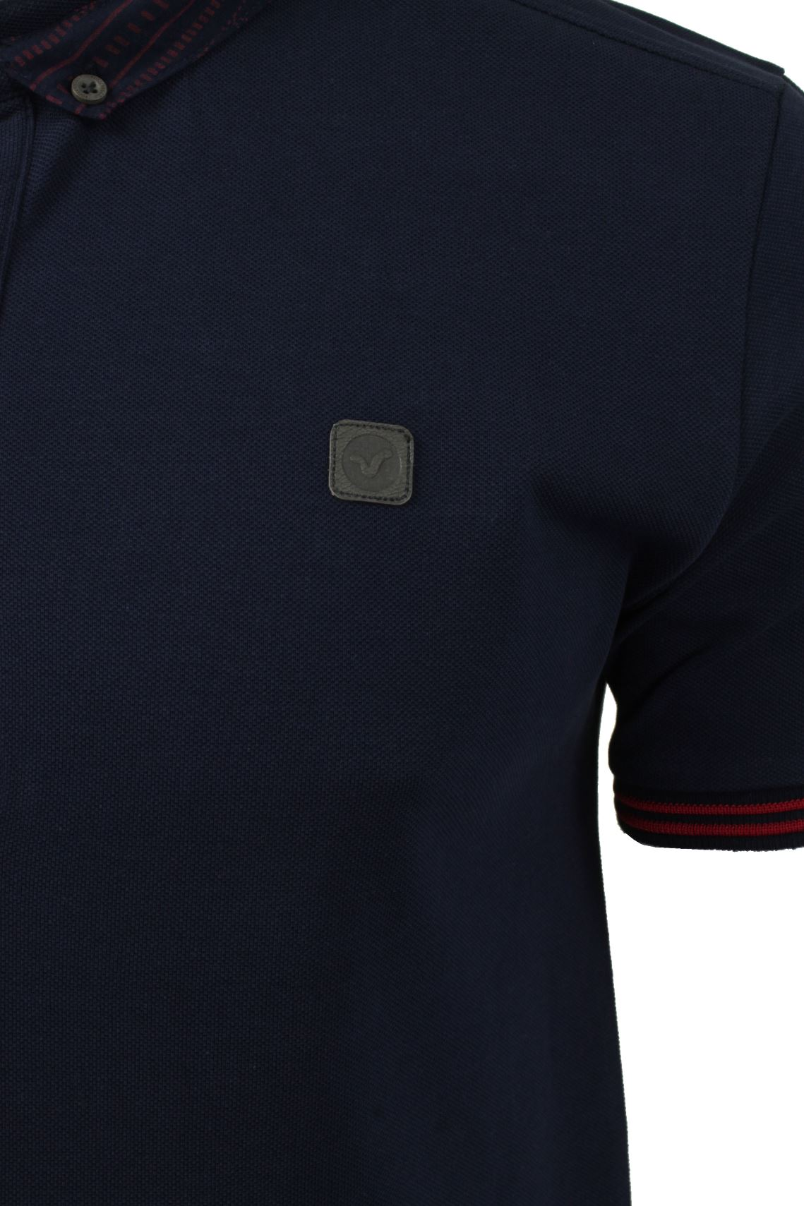 Mens-Polo-T-Shirt-by-Voi-Jeans-039-Winters-039 thumbnail 7