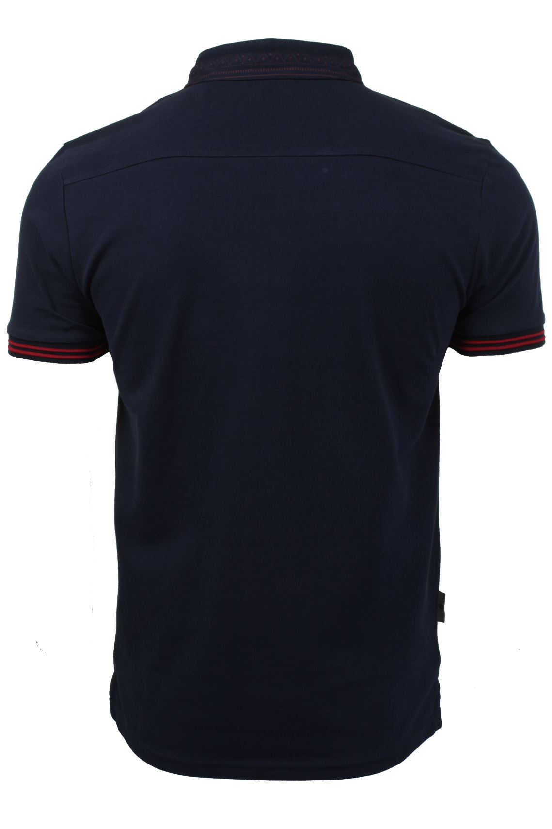 Mens-Polo-T-Shirt-by-Voi-Jeans-039-Winters-039 thumbnail 8