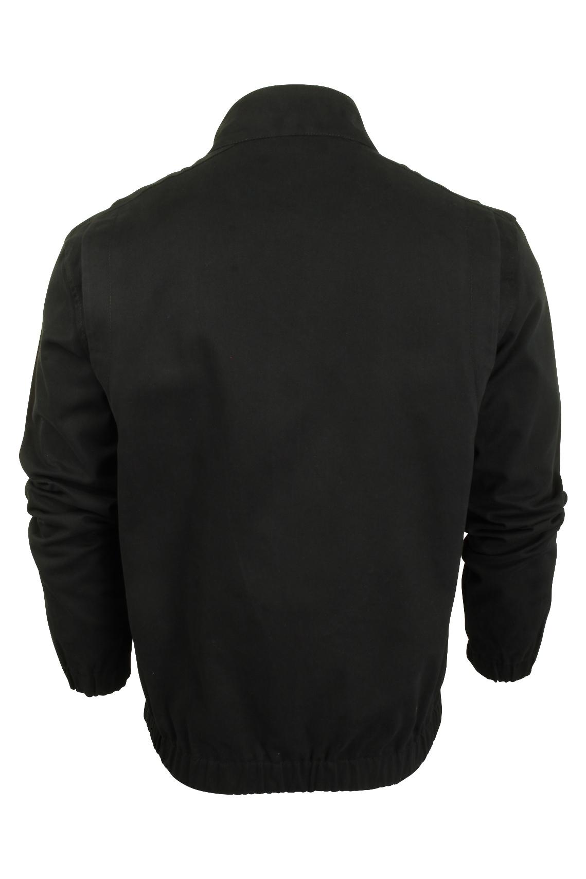 Xact-Mens-Classic-Harrington-Jacket-Coat-MOD thumbnail 5