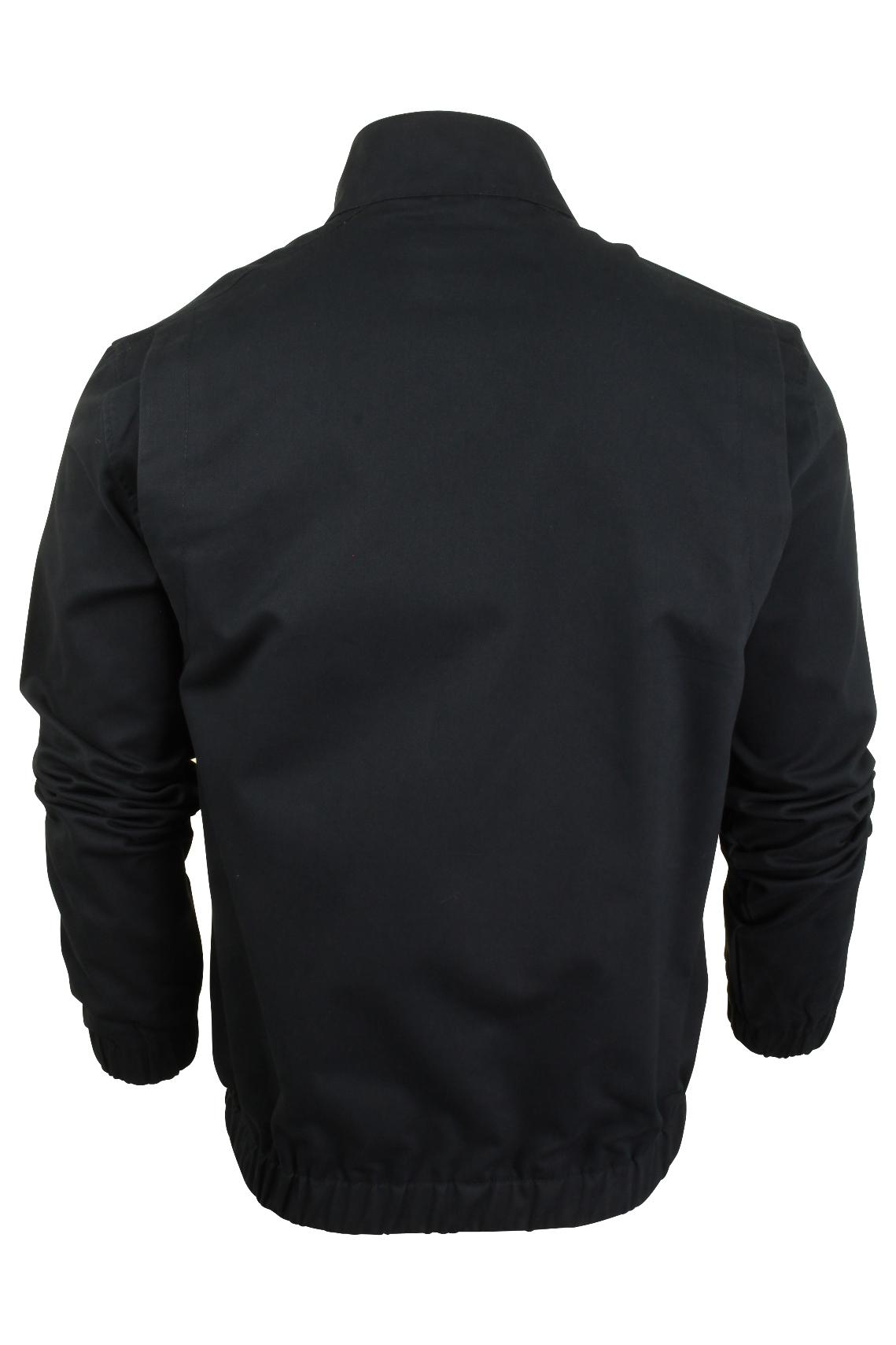 Xact-Mens-Classic-Harrington-Jacket-Coat-MOD thumbnail 8