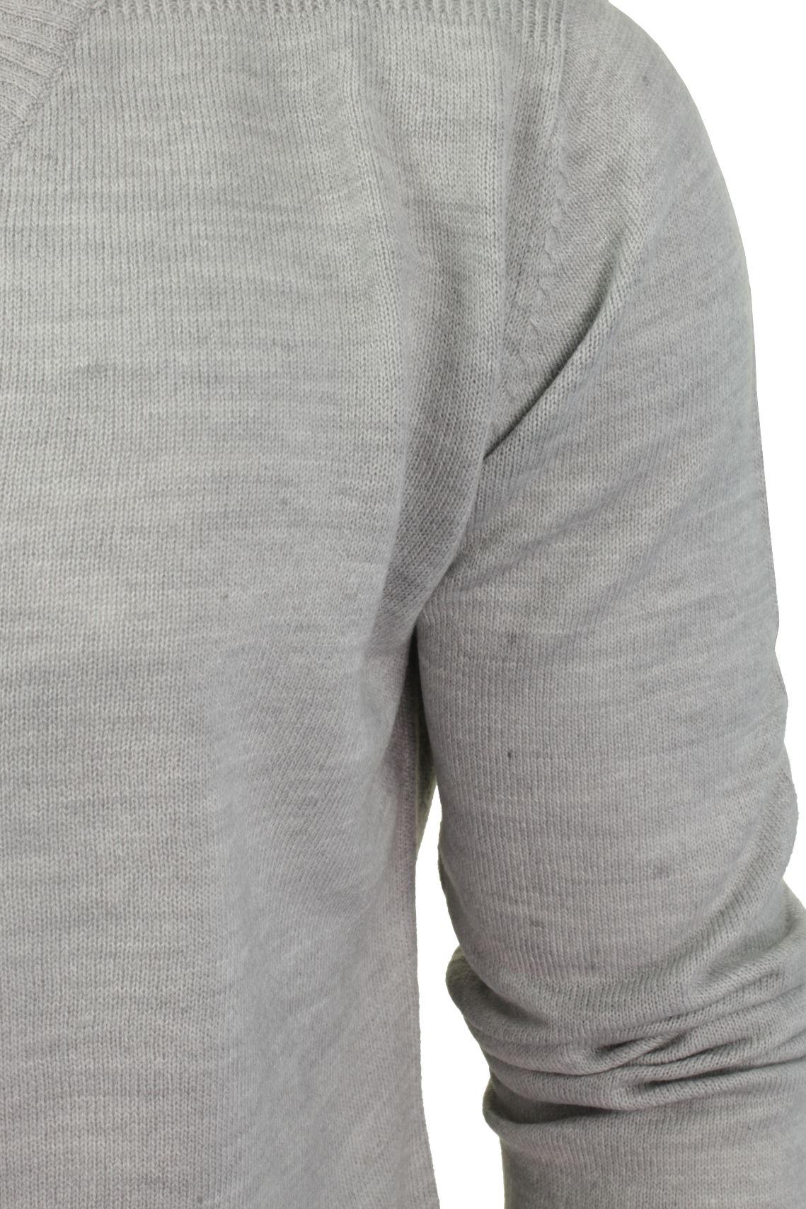 Xact-039-Ghazali-039-Cardigan-boutonnes-Col-en-V-Homme