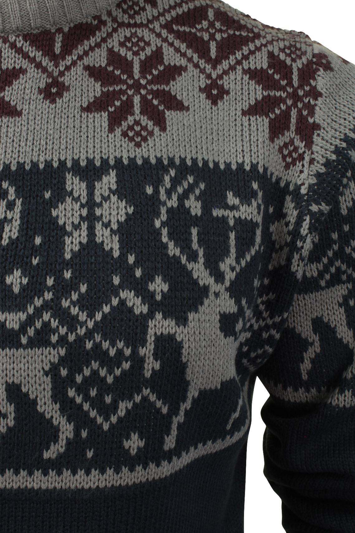 Jersey-Para-Hombre-De-Navidad-Navidad-Reno-Ciervo-Por-Xact miniatura 10
