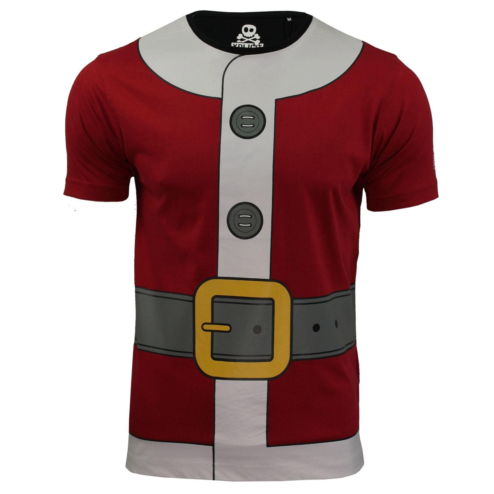 Xmas shirt Festive Xplicit Door Novelty Mens Prints T Ebay Christmas dBtxshQrCo