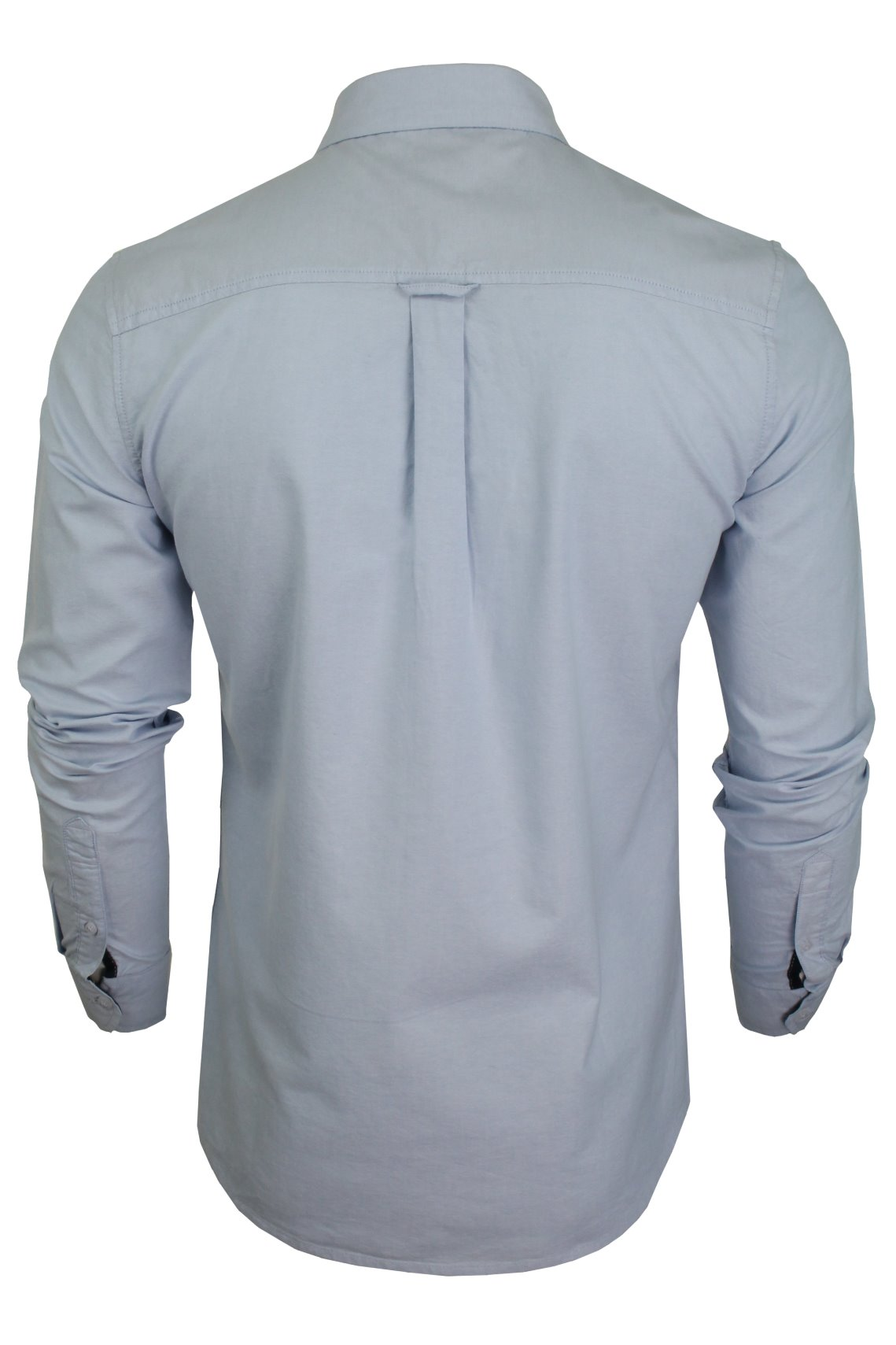 Xact-Long-Sleeved-Oxford-Shirt thumbnail 5