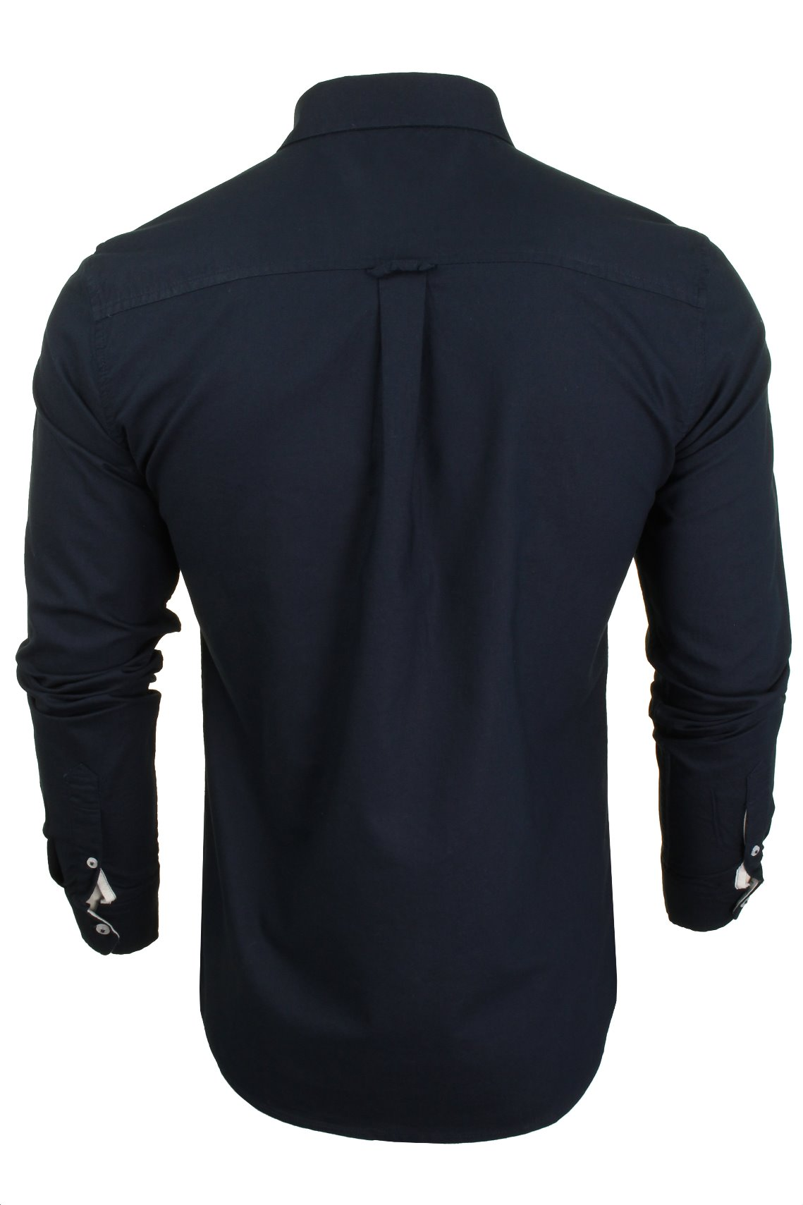 Xact-Long-Sleeved-Oxford-Shirt thumbnail 8