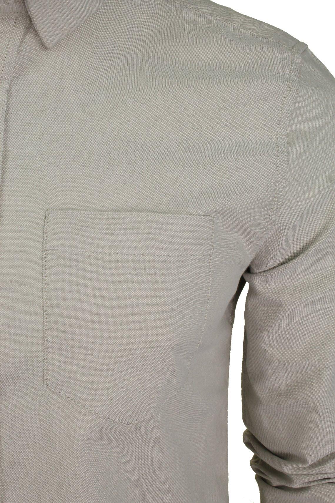 Xact-Long-Sleeved-Oxford-Shirt thumbnail 10