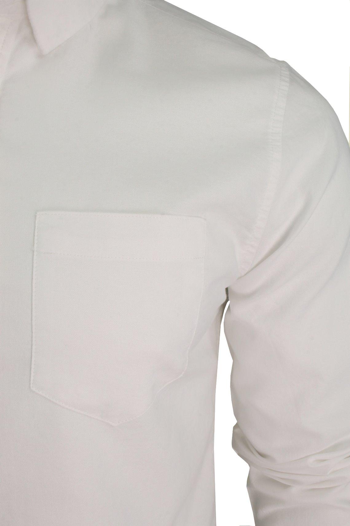 Xact-Long-Sleeved-Oxford-Shirt thumbnail 13