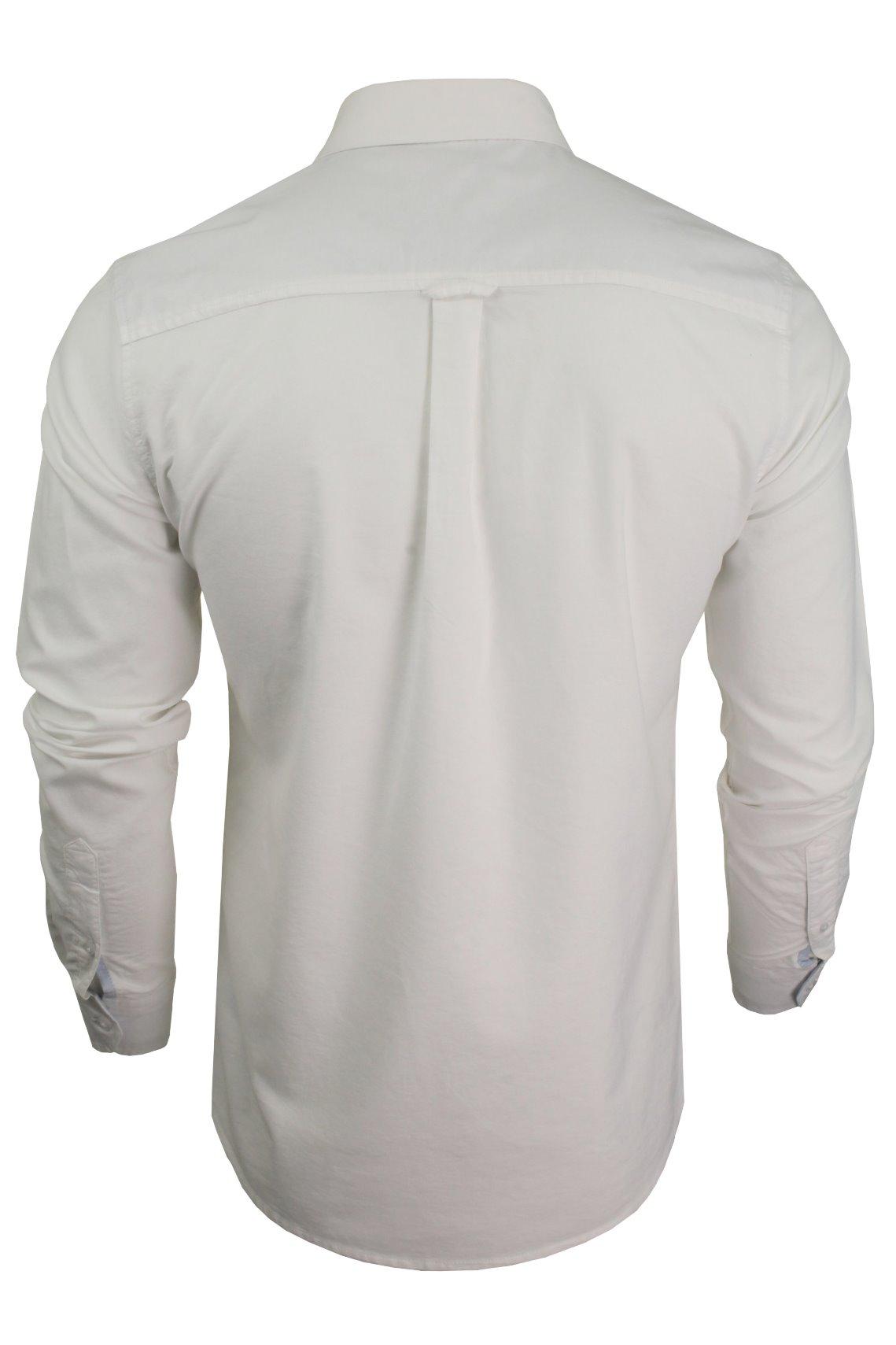 Xact-Long-Sleeved-Oxford-Shirt thumbnail 14