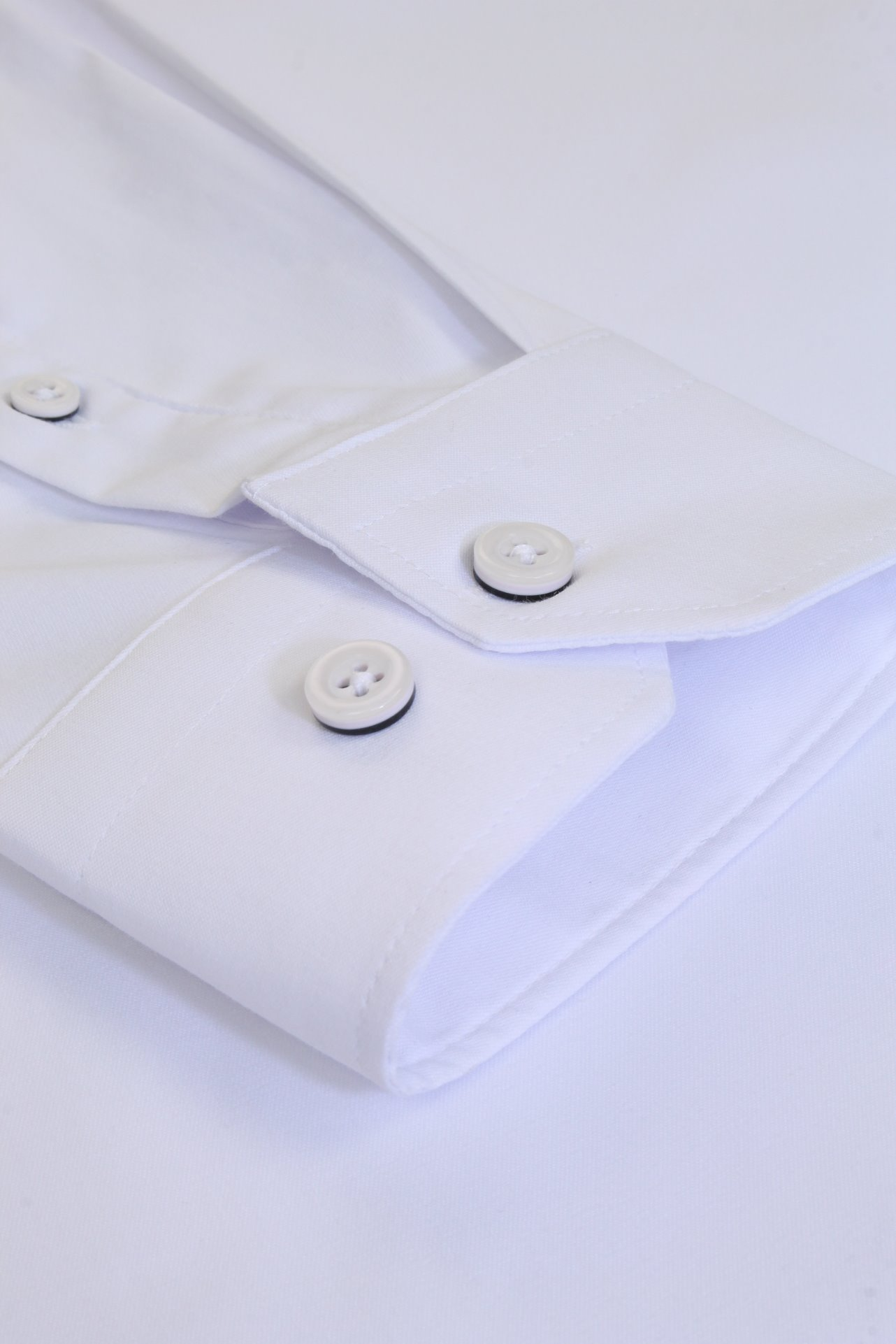Xact-Mens-Long-Sleeved-Poplin-Stretch-Shirt-Slim-Fit miniatuur 16