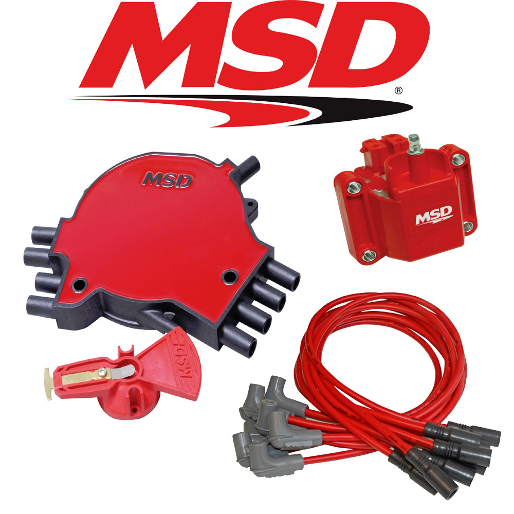 Msd Ignition Tuneup Kit
