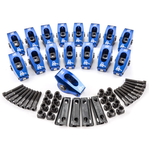 Scorpion 1021 Roller Rocker Arms Ford Small Block Pedestal