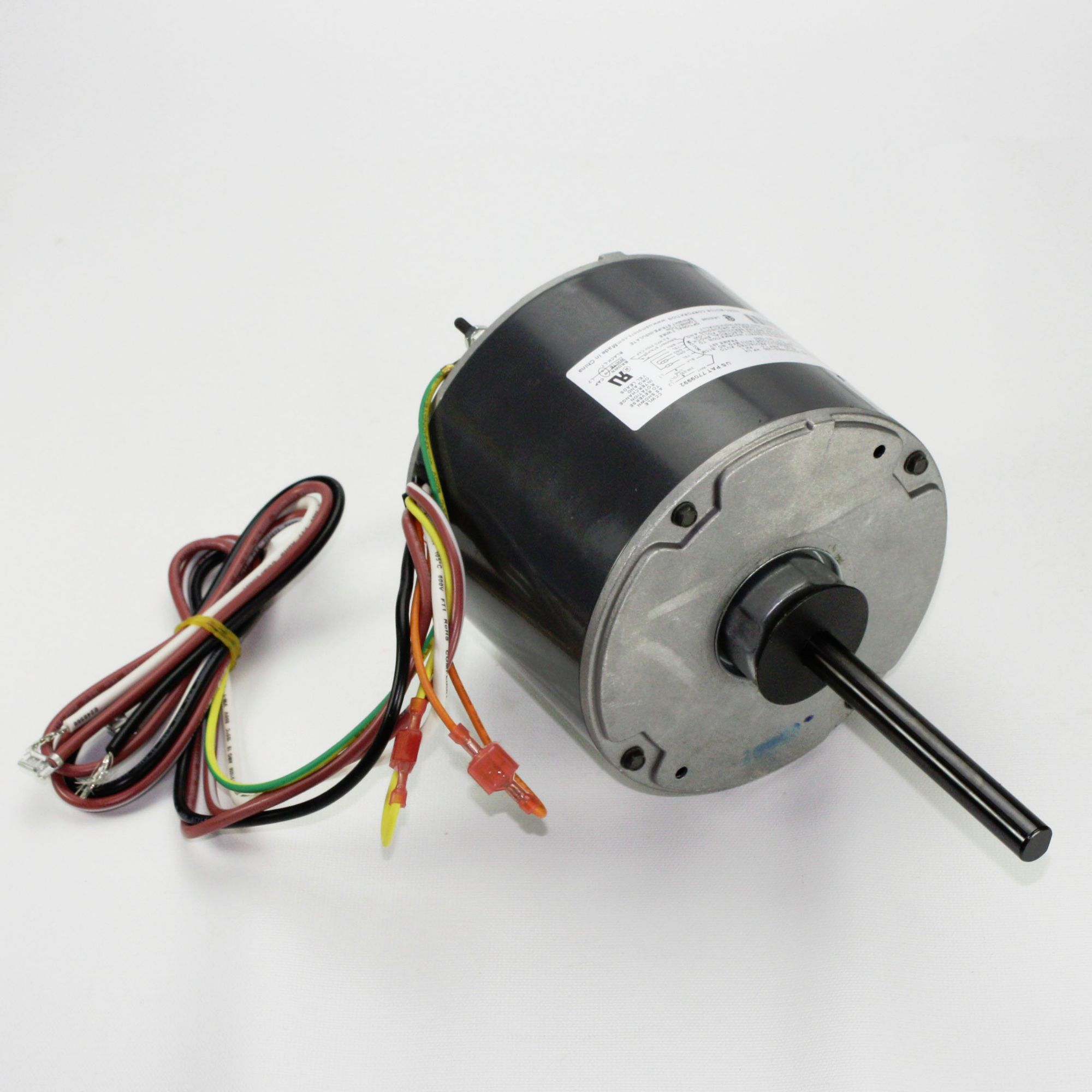 Us Motors 1860 Wiring Diagram Motor Hvac 1 4 Hp Condenser Ebay Rh Com Ac Electric
