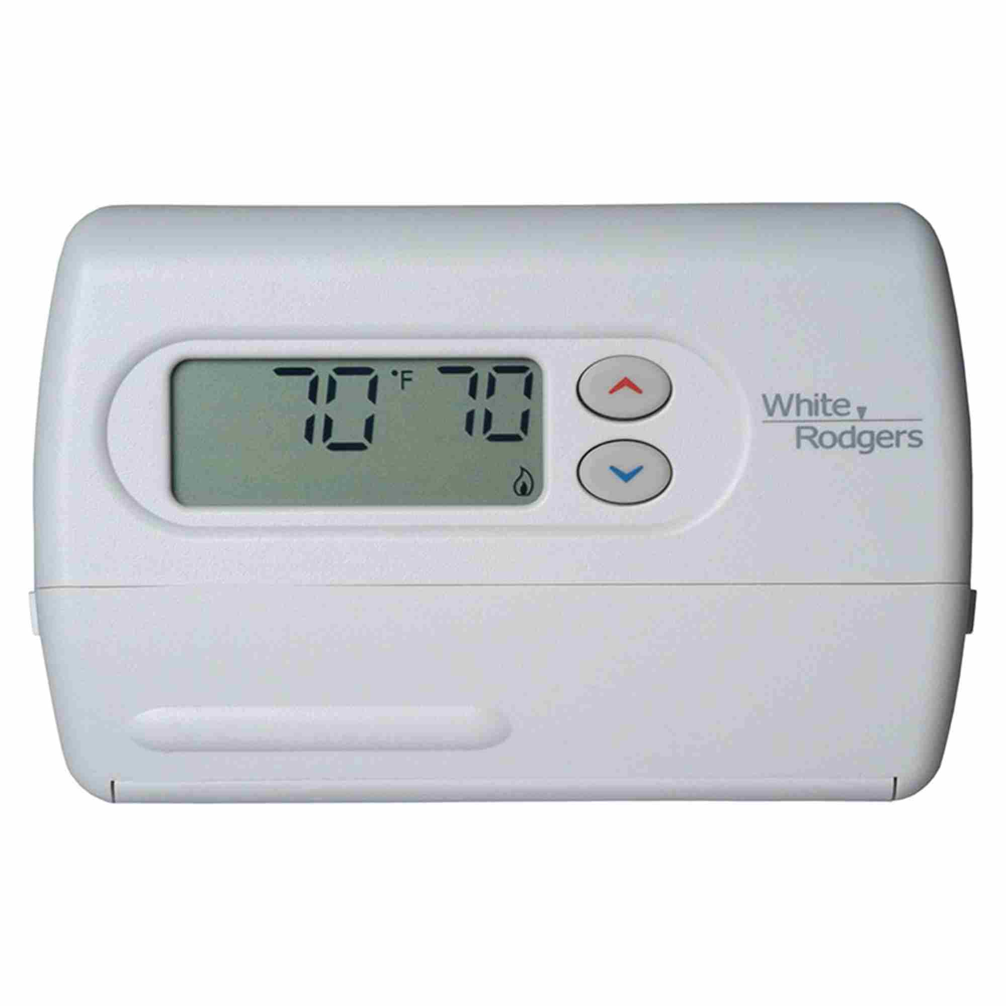 White Rodgers 1F86-241 Non-Programmable Thermostat   eBay