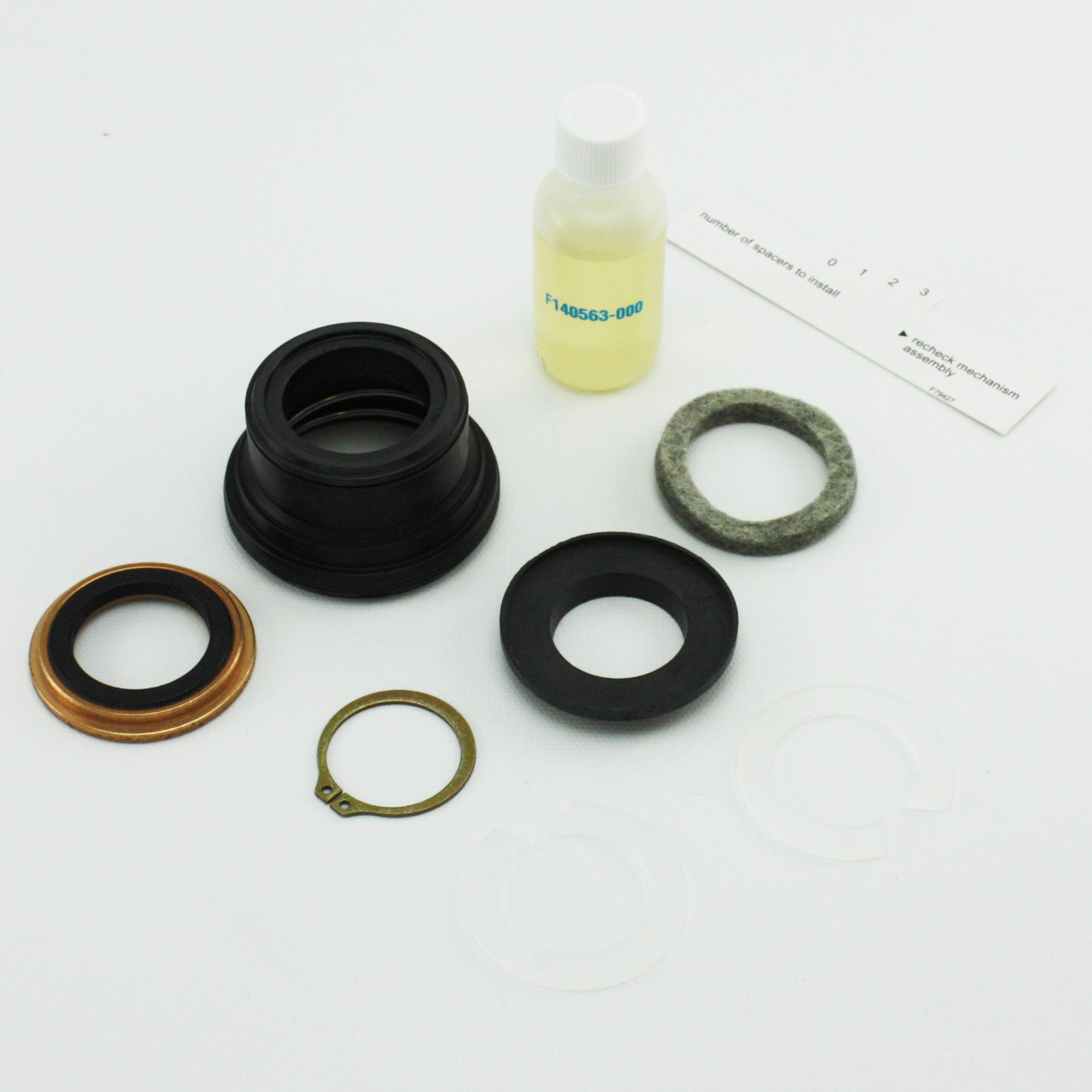 5308950197 Frigidaire Washing Machine Tub Seal