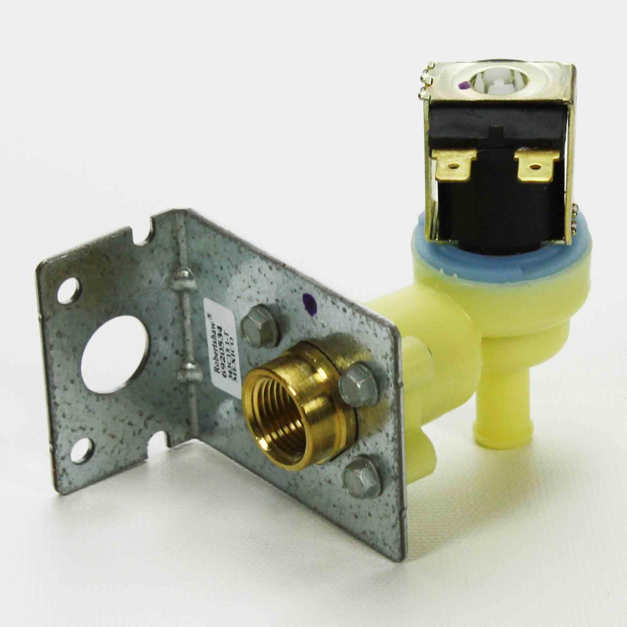 W11082871 Whirlpool Dishwasher Water Inlet Valve Ebay Maytag Mdb4651awb Parts Diagram