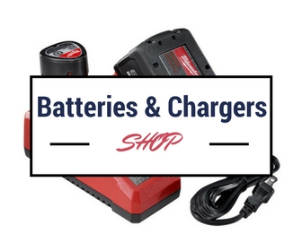 Milwaukee Battery & Chargers