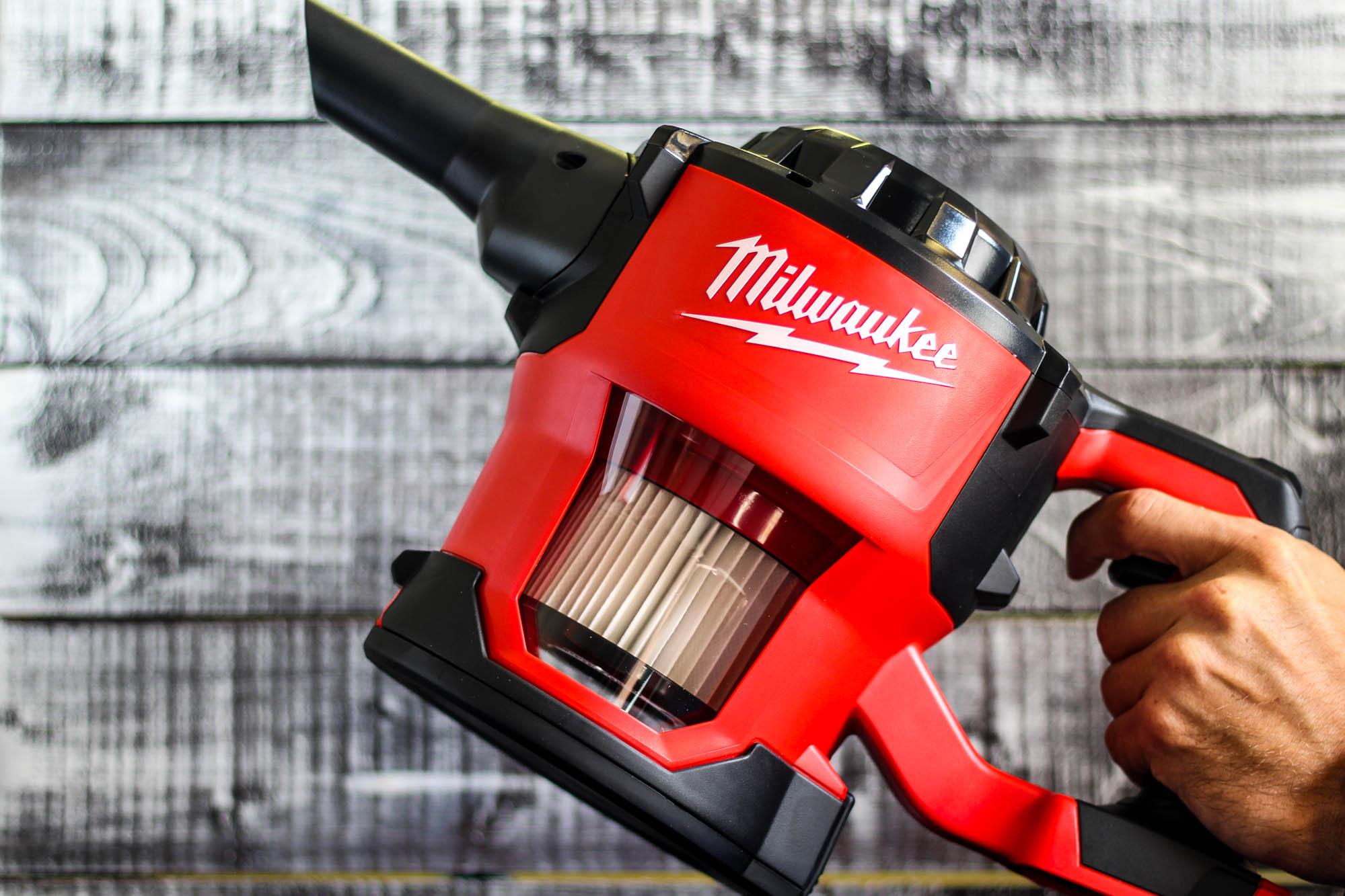 Milwaukee M18 Compact Vacuum 0882-20