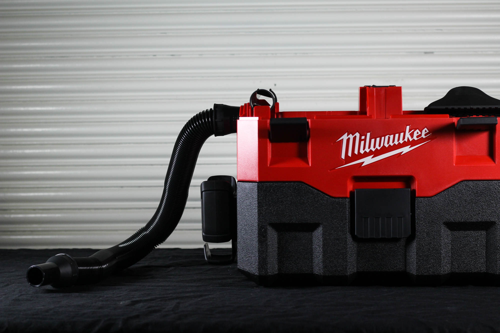 The Milwaukee Cordless Wet Dry Vacuum is great for job sites, garages, workshops, and cars