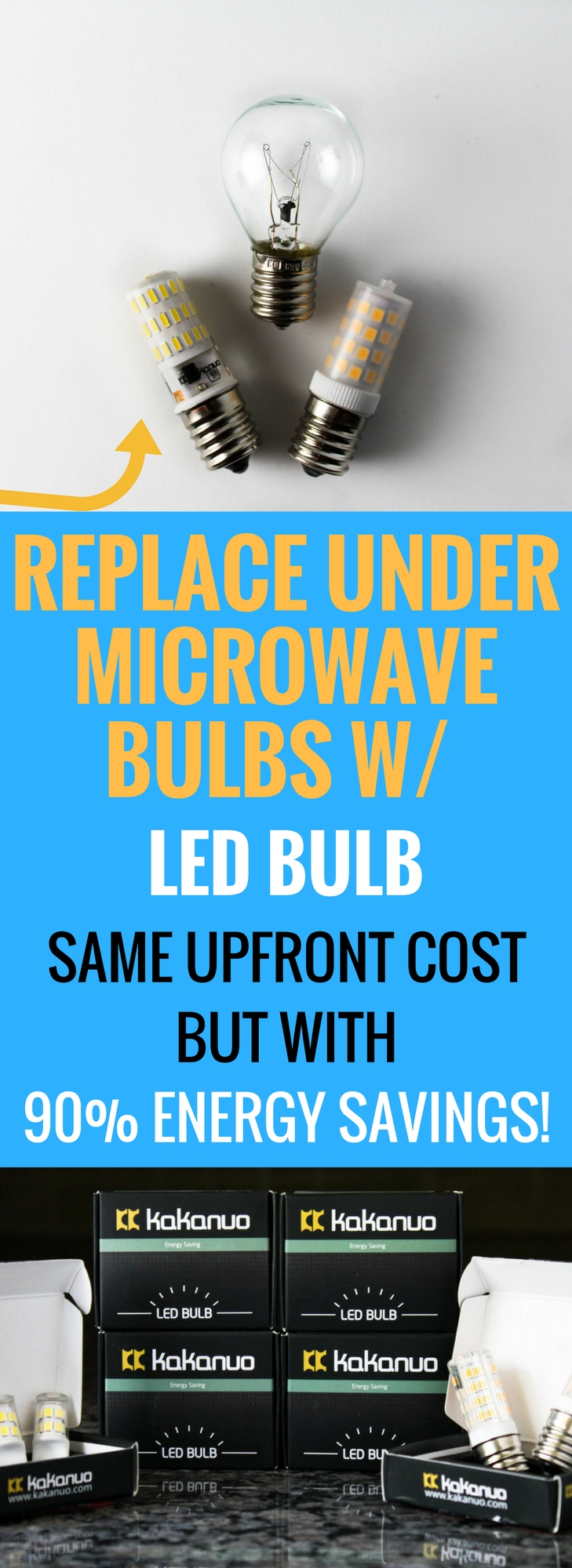 Compare The Price Of Regular Appliance Bulbs With Energy