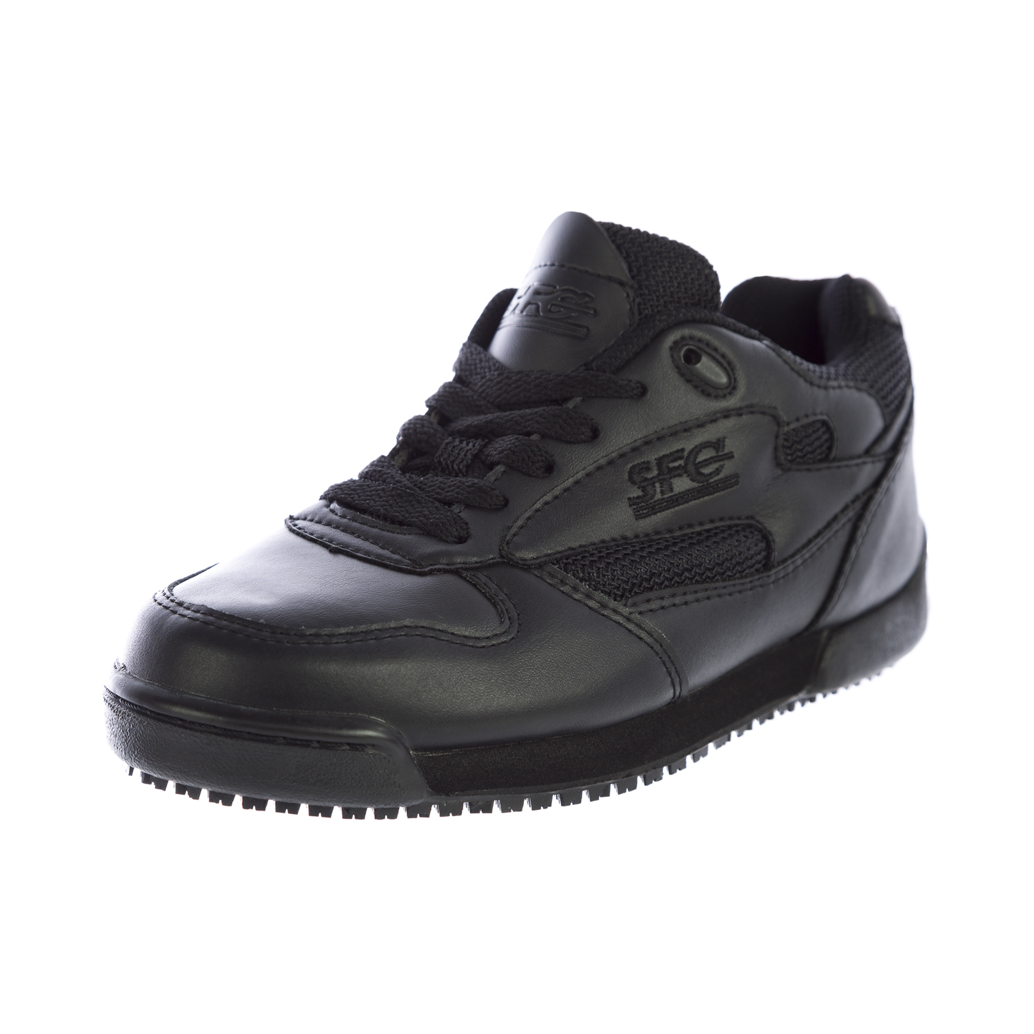 Details zu SFC Shoes for Crews Women's Proclassic III Black Leather Shoes 7001 Size 4 $56