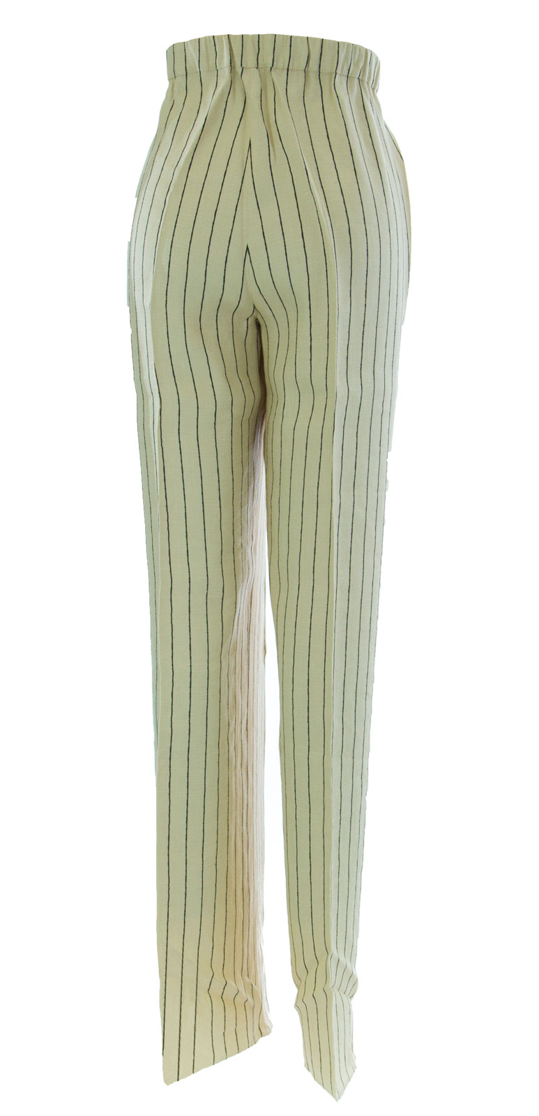 By à rayures Rinaldi de 437 costume la crème Marina et Pantalon à fines Nwt Maxmara 5YIwg
