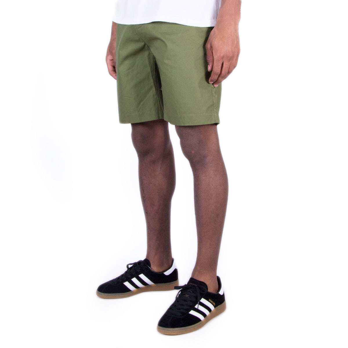 Onia NEW Army Green Mens Size 30 Chino Classic Linen Abe Shorts $145