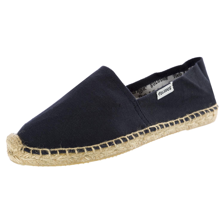 a319bb2699e Details about SOLUDOS Women's Cotton Jute Espadrilles Shoes Various Colors  $36 NEW