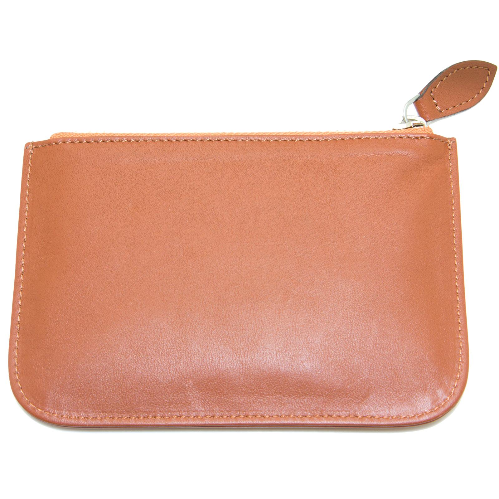 EMPORIO-ARMANI-Women-039-s-034-2012-034-Zip-Top-Coin-Purse-Wallet-YEMG99-195-NWT thumbnail 9