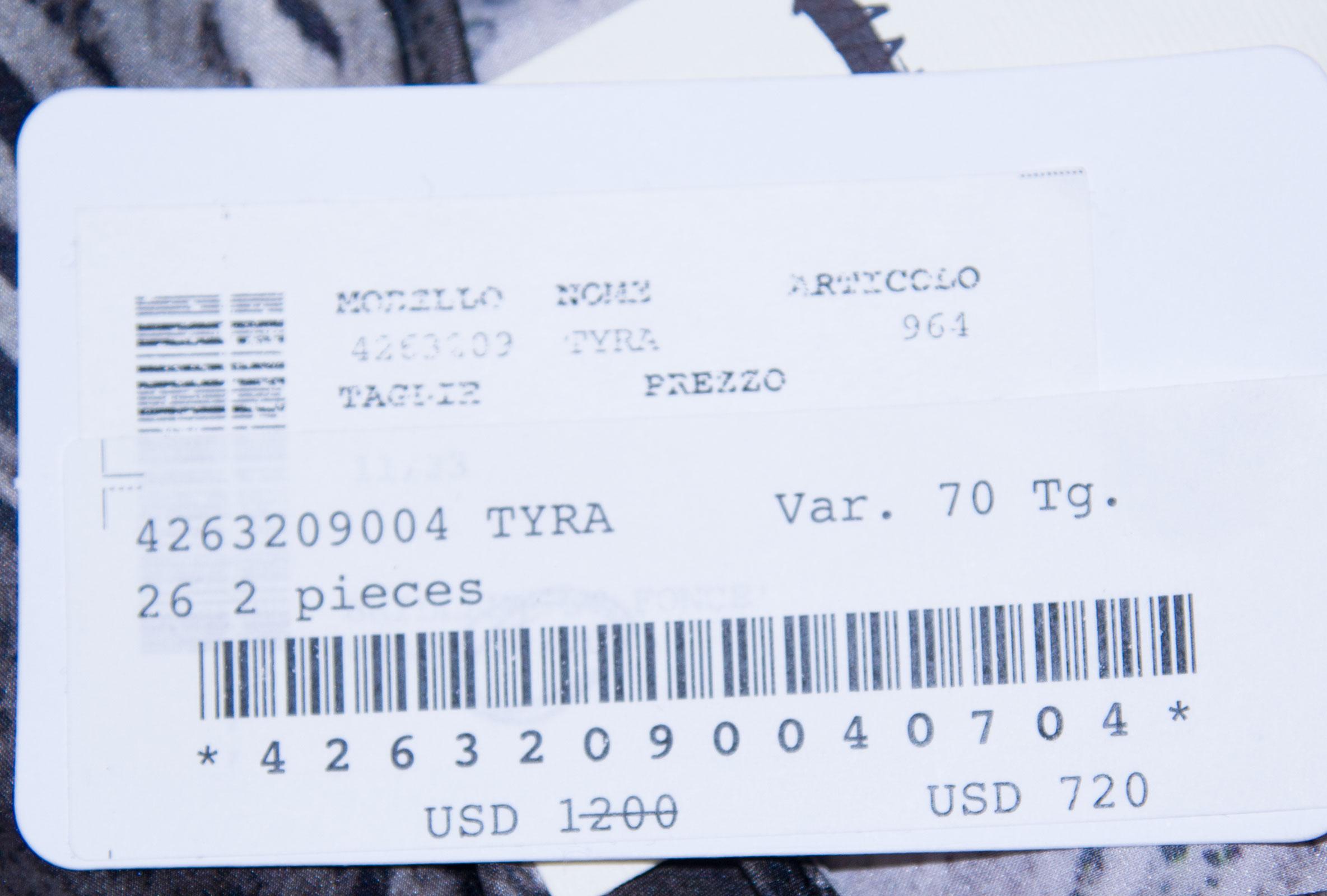 Marina Rinaldi da Maxmara Tyra Multicolore 3-pc Maglia Set 12w 12w 12w   908f54