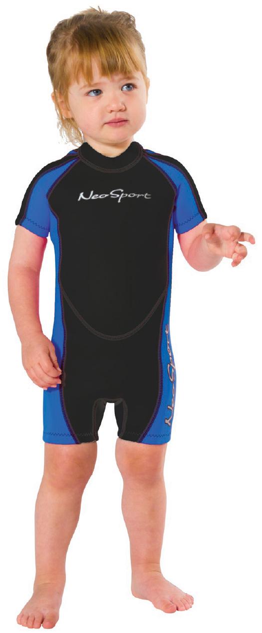 Neosport-Children-039-s-2mm-Shorty-Back-Zip-Wetsuit thumbnail 7