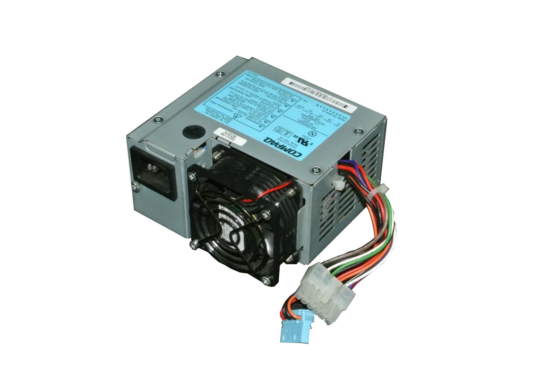 Renewed HP 243890-001 250W EVO D500 Power Supply //