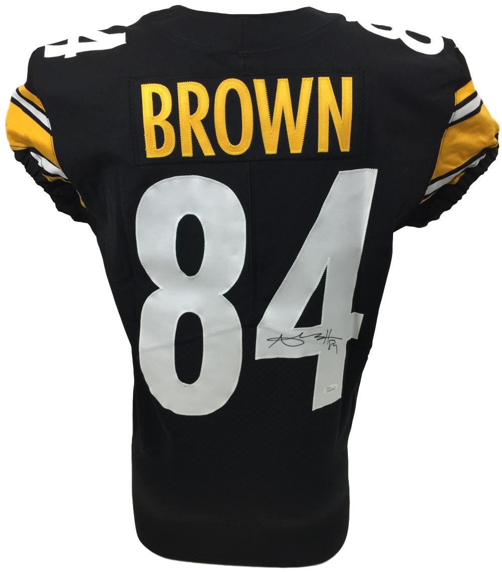 antonio brown game jersey