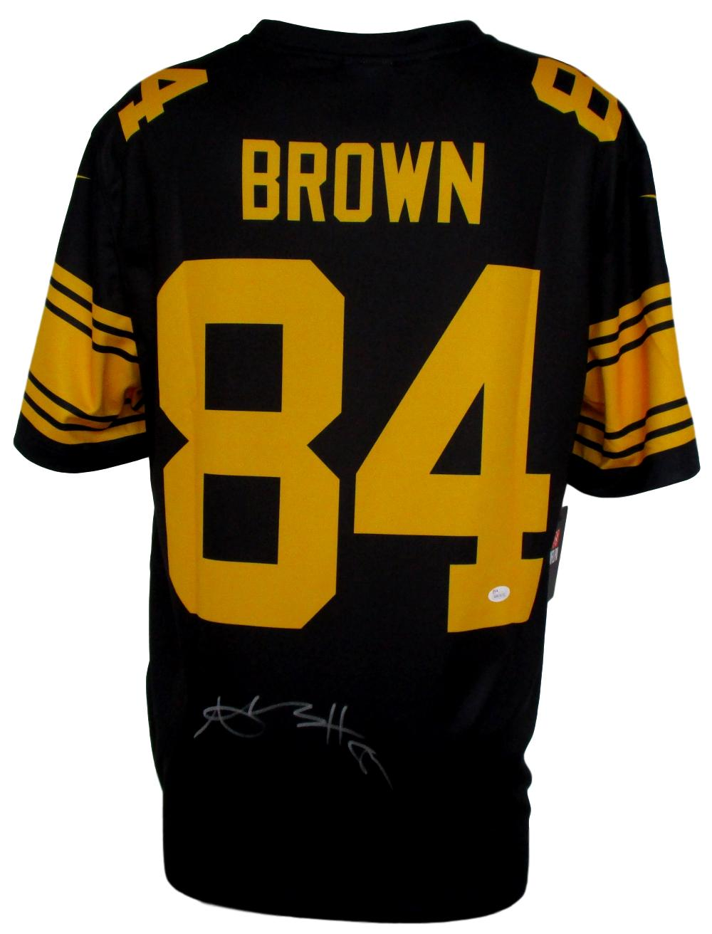 86749b69 closeout color rush antonio brown jersey fd251 36eda