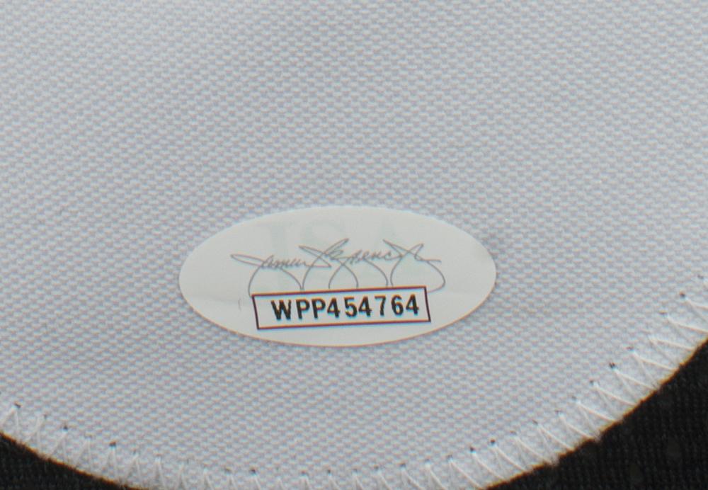 688f4f15ebc James Conner Signed Black Custom Pro-Style Football Jersey JSA