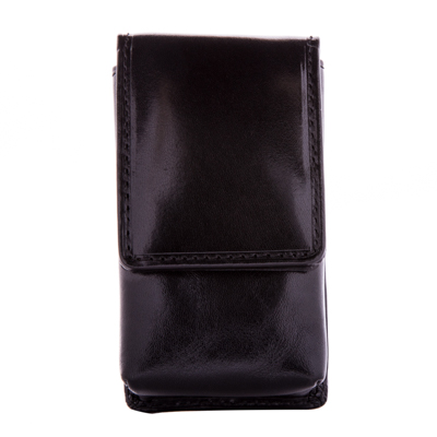 Womens Leather Lipstick Holder Case With Mirror Italian