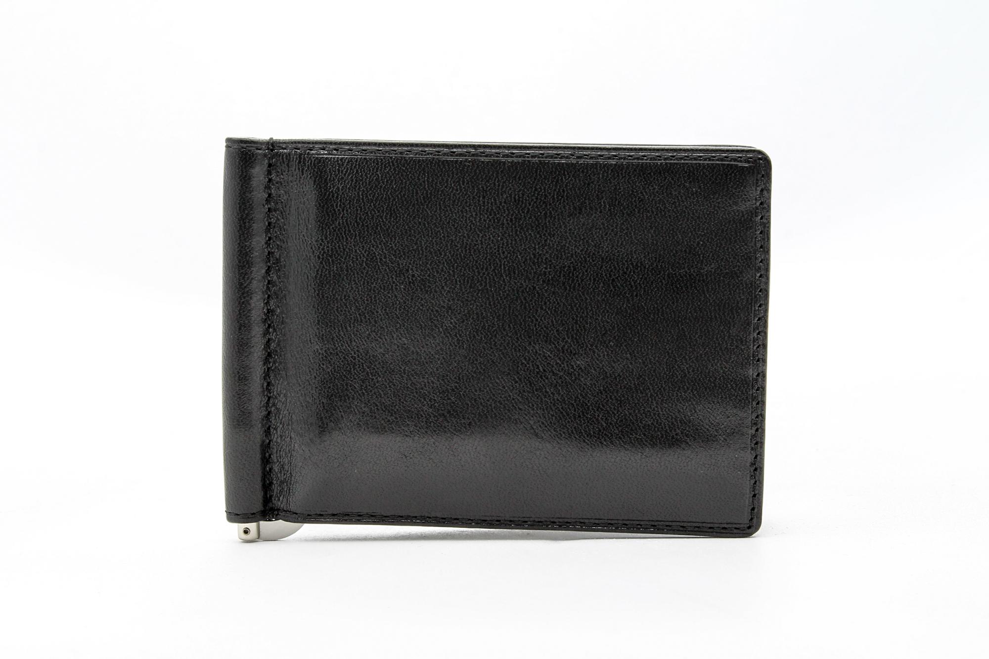 Tony-Perotti-Italian-Leather-Executive-Credit-Card-Money-Clip-Wallet thumbnail 4