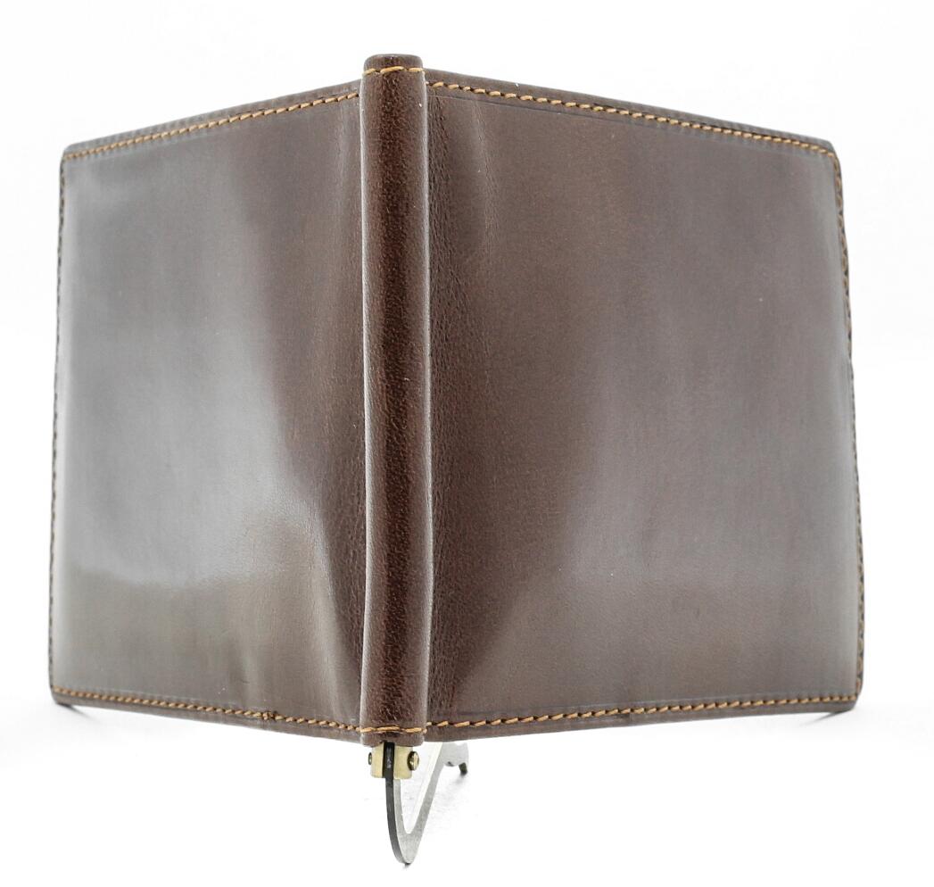 Tony-Perotti-Italian-Leather-Executive-Credit-Card-Money-Clip-Wallet thumbnail 9