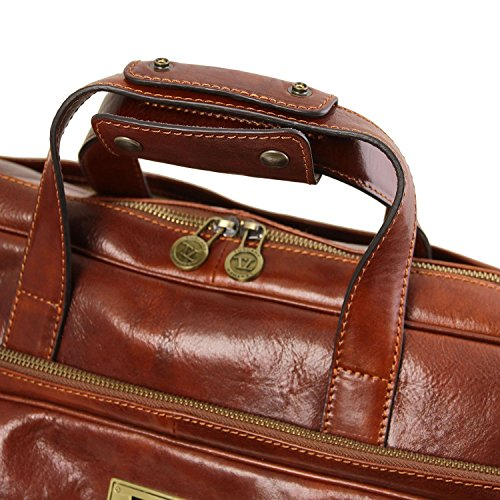 Size Tuscany Zwart Leather SamoaTrolleytas Small hQxrtsdC