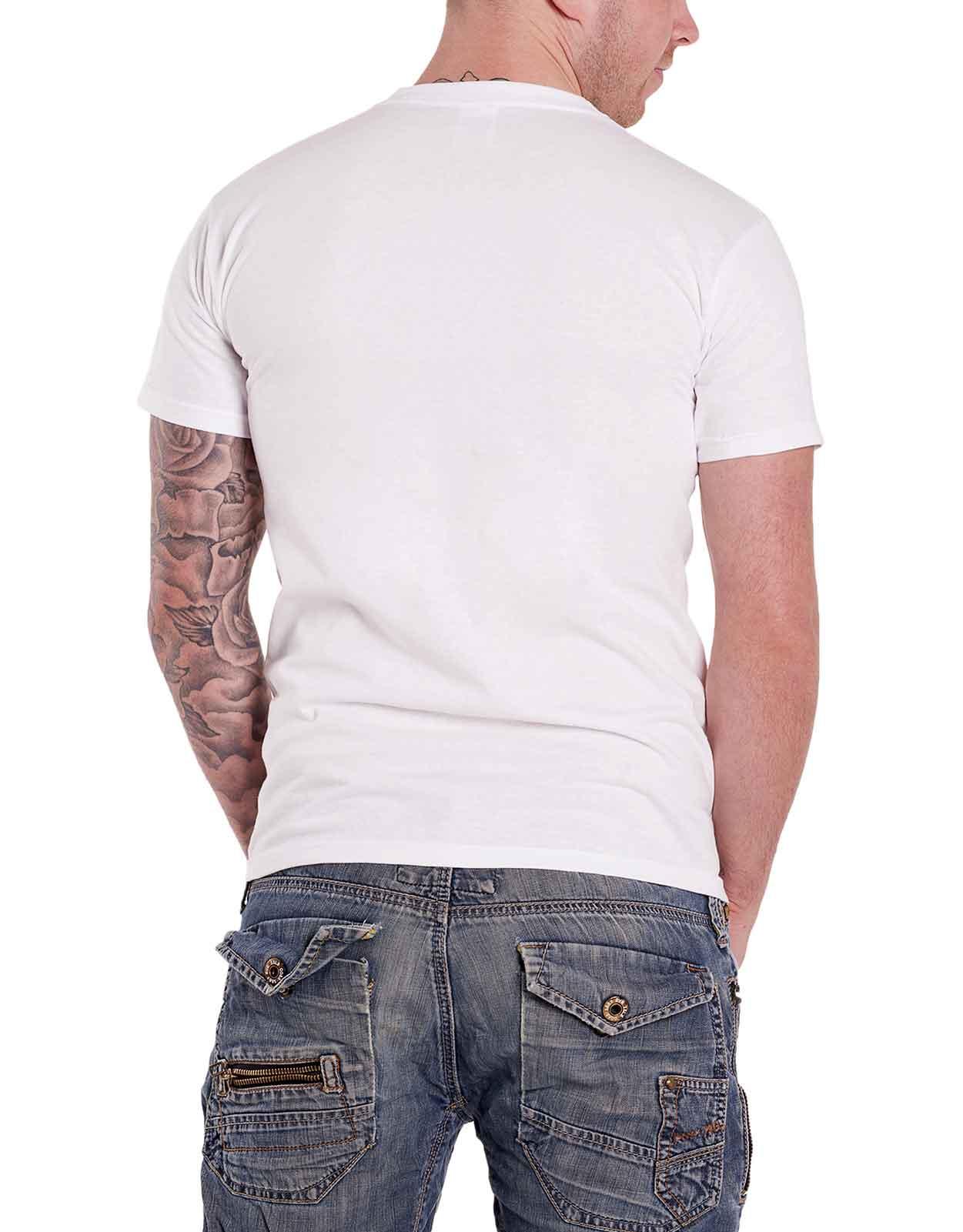 Officiel-The-Doors-T-Shirt-Jim-Morrison-poete-americain-Break-On-Through-Homme-NEUF miniature 55