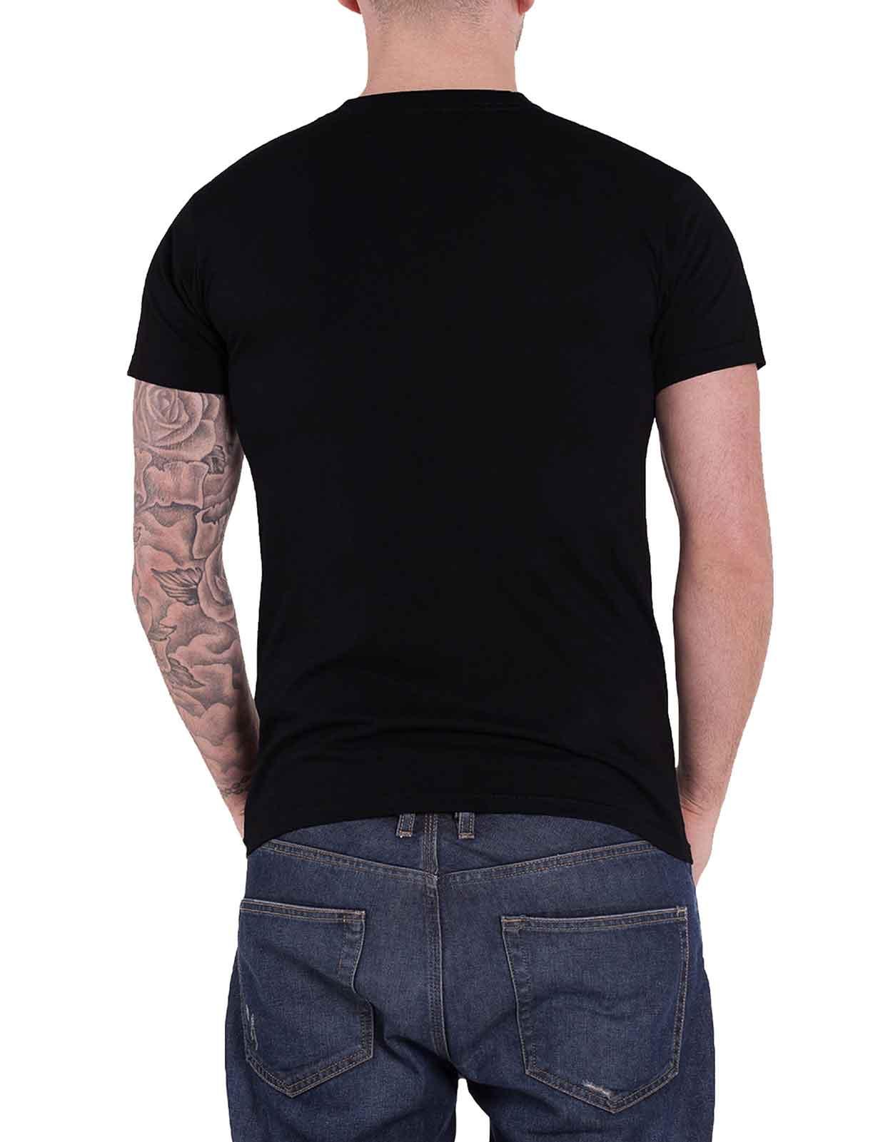 Official Black Veil Brides T Shirt Andy Black BVB Badge band logo Mens New