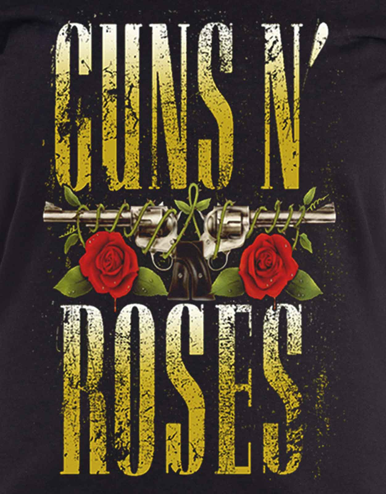 Guns-N-Roses-T-Shirt-Appetite-Bullet-band-Logo-Official-Womens-Skinny-Fit thumbnail 9