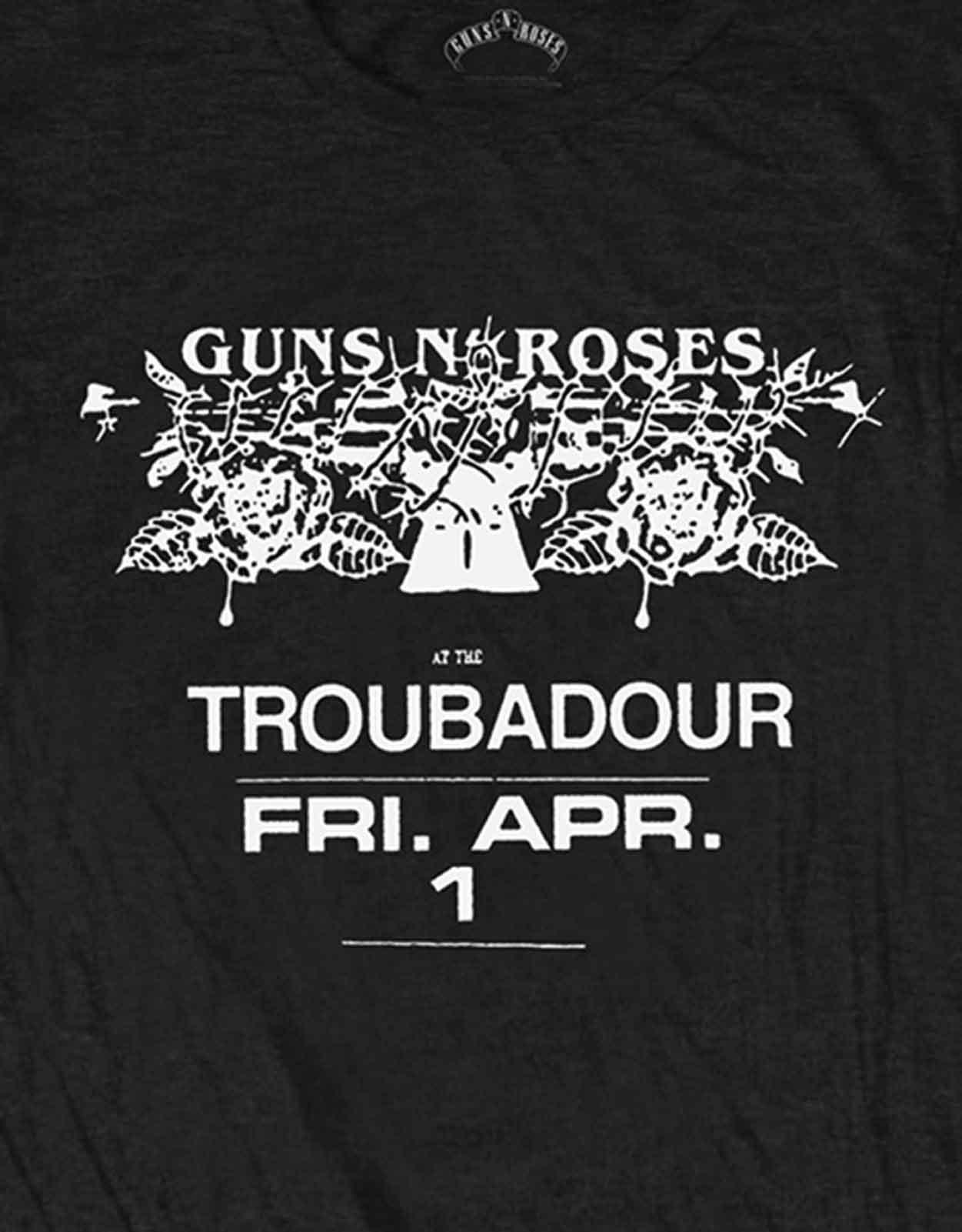 Guns N Roses T Shirt Appetite Bullet band Logo Official Womens Skinny Fit
