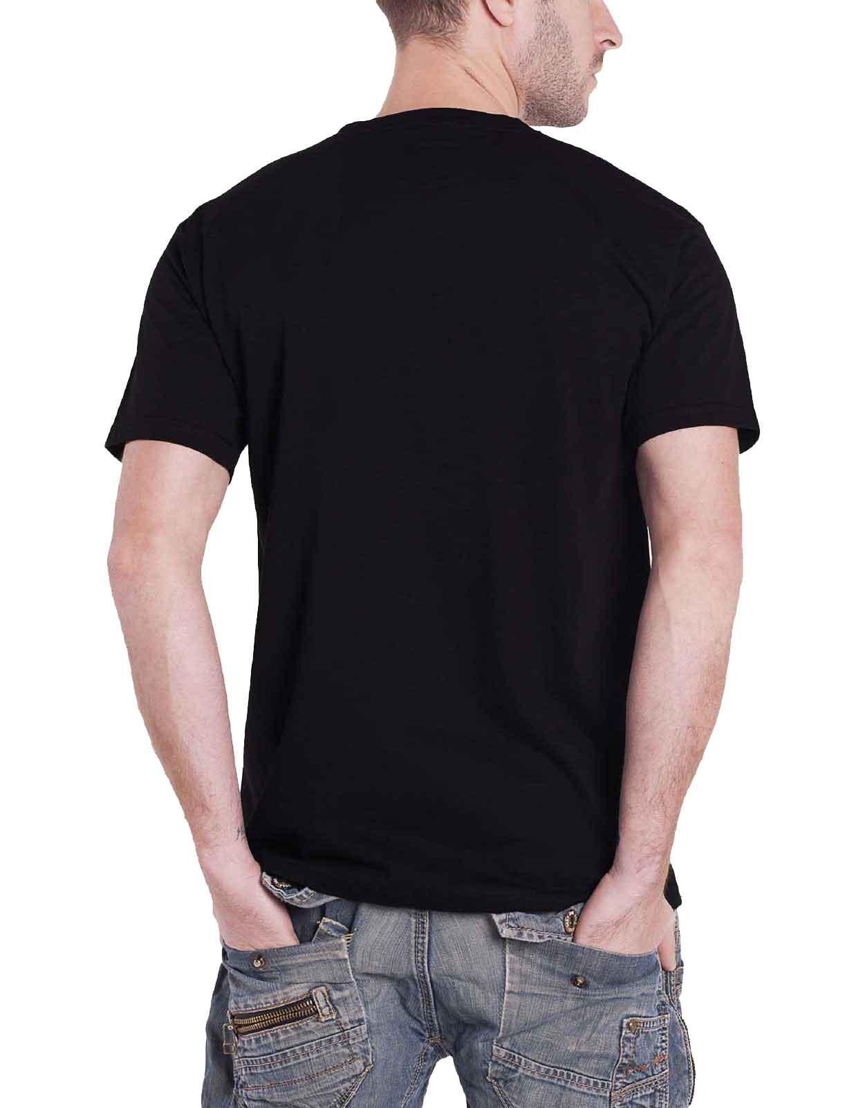 Officiel-Jimi-Hendrix-T-Shirt-Purple-Haze-Are-you-experienced-Logo-Homme-NEUF miniature 5