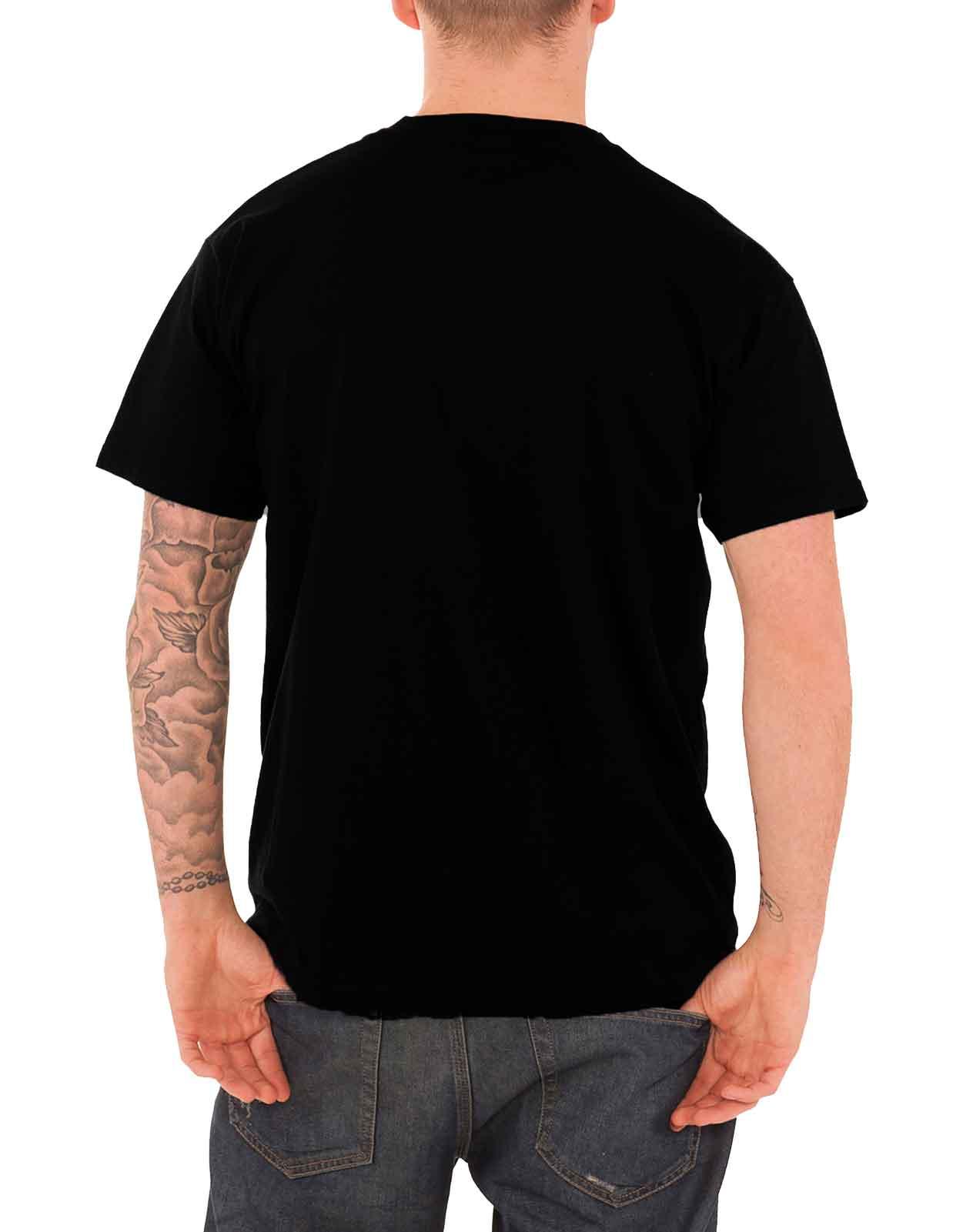 Officiel-Jimi-Hendrix-T-Shirt-Purple-Haze-Are-you-experienced-Logo-Homme-NEUF miniature 11