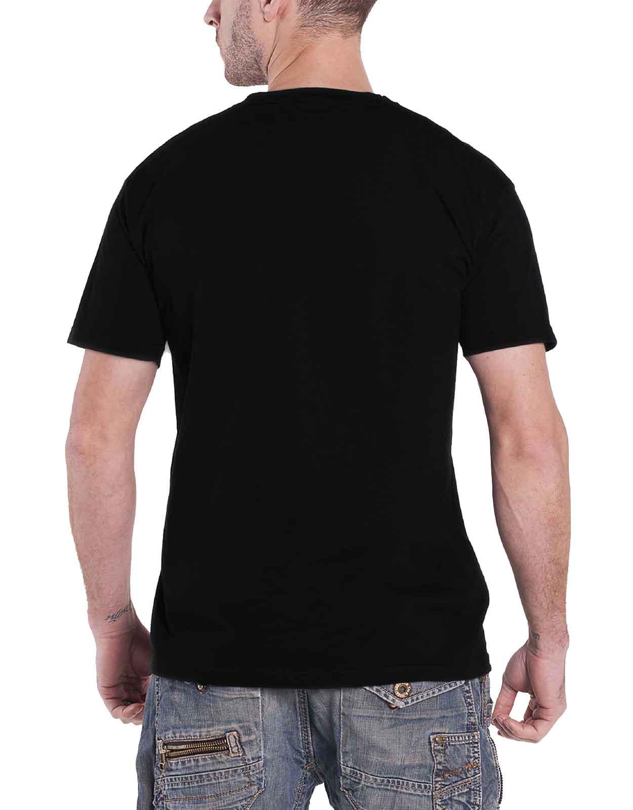 Officiel-Jimi-Hendrix-T-Shirt-Purple-Haze-Are-you-experienced-Logo-Homme-NEUF miniature 7