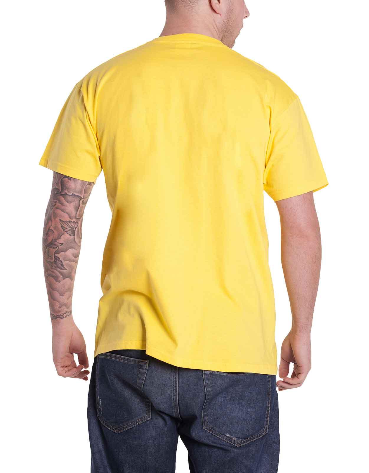 Officiel-Jimi-Hendrix-T-Shirt-Purple-Haze-Are-you-experienced-Logo-Homme-NEUF miniature 19